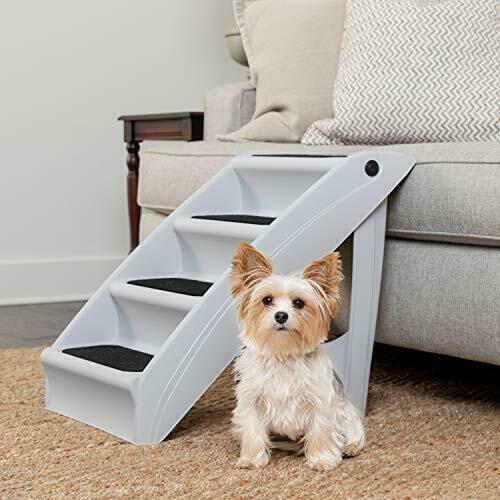 PetSafe Folding Pet Steps Grey