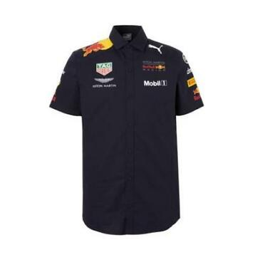 Puma Red Bull Racing sportpolo (heren) maat XL