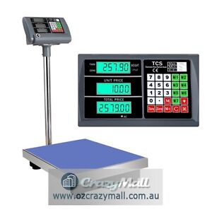 Digital 300kg Weight Electronic Platform Scale Sydney City Inner Sydney Preview
