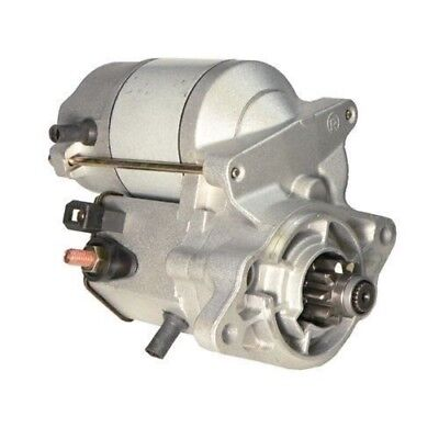 New Starter For Kubota Bx2230d Bx2350d Bx2360 Bx24 Bx25 Sub Compact Tractor Dsl