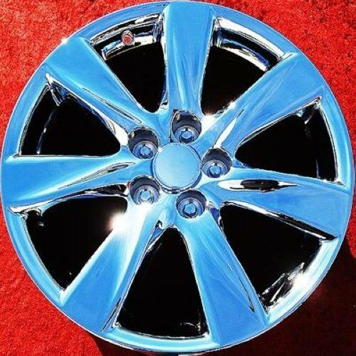 "Set Of 4 Chrome 19"" Wheels For Lexus Ls460 Ls460l Ls600hl 74248"