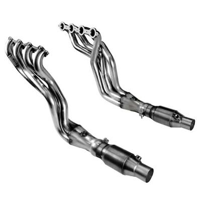 """2010-2015 Camaro SS & ZL1 6.2L  Kooks 1 7/8"""" Long Tube Headers Catted USA MADE"""