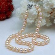 Akoya Pearl Necklace 14k