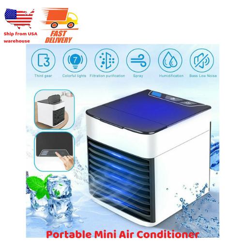 Portable Mini Air Conditioner Fan Arctic Air Ultra Compact C