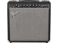 Fender champion 40 amp as new