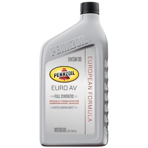 Pennzoil Euro AV 5w-30 TDi Diesel Engine Oil 473ml