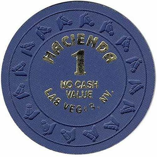 Hacienda Casino Las Vegas NV $1 NCV Chip 1980s