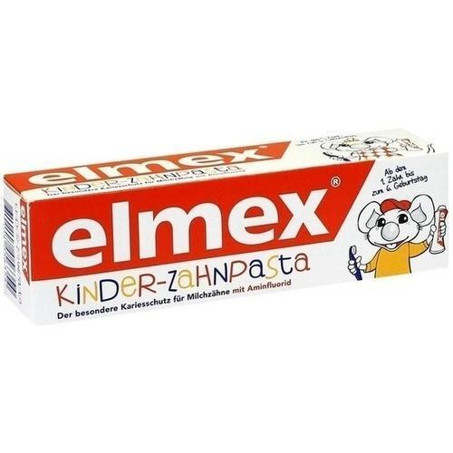 ELMEX Kinderzahnpasta m.Faltschachtel 50 ml