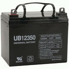 Rechargeable Batteries 35 Ah Amp Hours