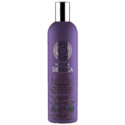 Kräutershampoo Trockenes Haar (Natura Siberica Shampoo für trockenes Haar 400ml sibirische Kräuter )