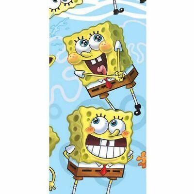 Sponge Bob Classic Table Cover  Pack] - 3979571