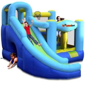 Jeu gonflable Combo Ultime a louer - Bounce house rental