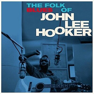 John Lee Hooker - Folk Blues Of + 3 Bonus Tracks [New Vinyl] Bonus Tracks, 180 G