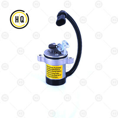 Deutz Shutdown Device Shut Off Solenoid 04103812 For 1011 2011