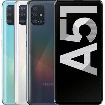 Samsung Galaxy A51 A515 4GB RAM 128GB Android Smartphone Handy ohne Vertrag