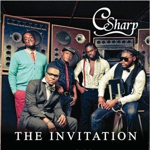 C SHARP BAND - THE INVITATION  CD  13 TRACKS REGGAE  NEU