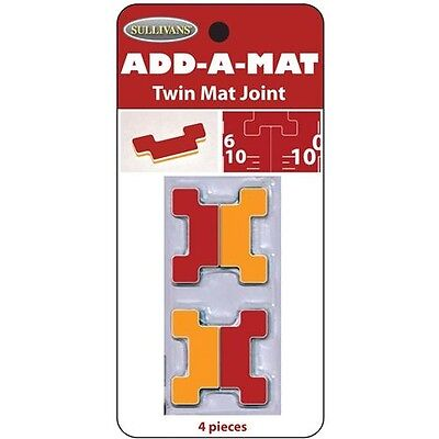 Sullivans Add-A-Mat Cutting Mat Twin Joint - 080615