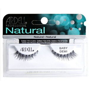 82ffa642212 Ardell Natural Baby Demi Wispies Black Set of 2 for sale online | eBay