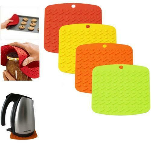 Silicone Trivet Pot Holder Ebay