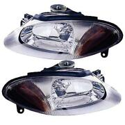 ZX2 Headlights