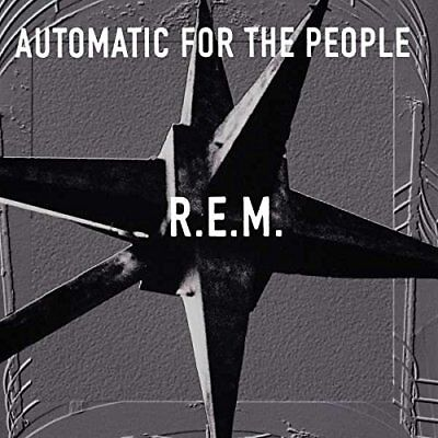 REM Automatic For The People LP Vinyl 25th Ann Edition NEW 2017