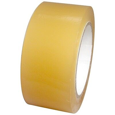 Clear Vinyl Tape 2 inch x 36 yd. 1 roll. SPVC