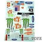 DC Monster Stickers