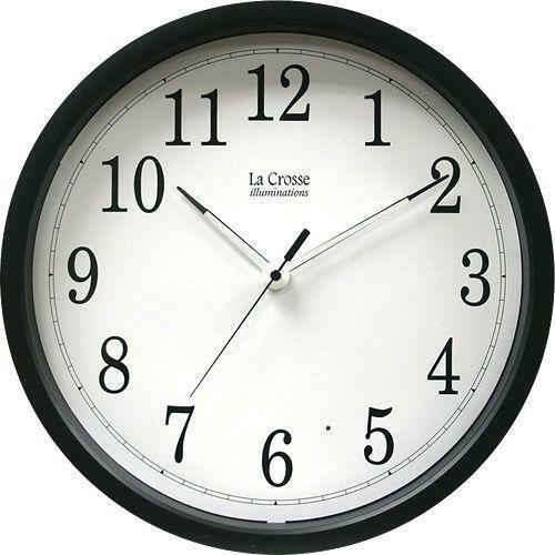 Illuminated clock ebay - Digital illuminated wall clocks ...