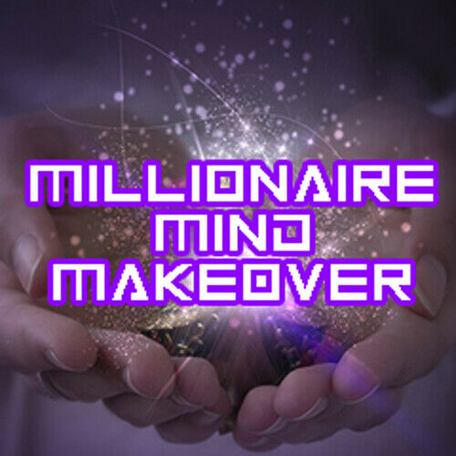 Millionaire Mind Makeover Manifest Manifestation Easy Method Audio Abundance LOA