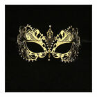 Masquerade Filigree Gold Costume Masks & Eye Masks