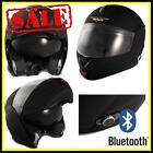 Dual Visor Bluetooth Helmet