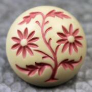 Buffed Celluloid Buttons