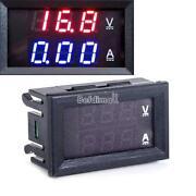 Volt Amp Panel Meter