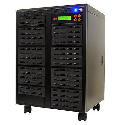 127 Multi SD / MicroSD Card Duplicator Copier Multiple SDHC Replicator Flash