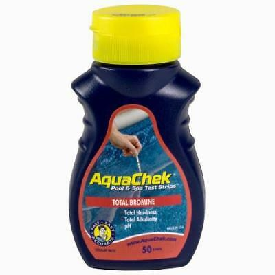 Indoor Hot Tub - AquaChek Total Bromine indoor Hot Tub & Spa Test Strips - Choose Your Quantity