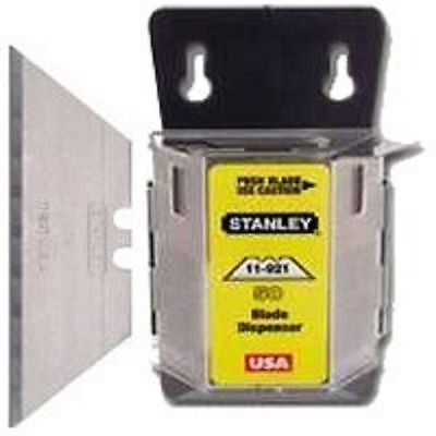 NEW STANLEY 11-921A 100 PACK HEAVY DUTY ...