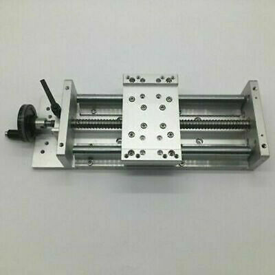Manual Sliding Table Sfu1605 400mm X Y Z Axis Linear Stage W Lockhandwheel