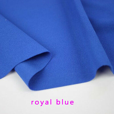 Ткань Royal blue stretchy spandex Fabric