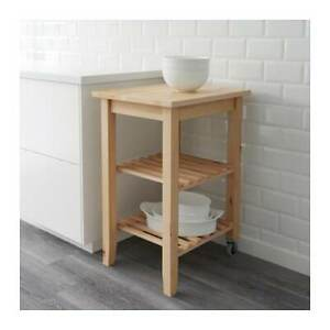 IKEA BEKVAM Kitchen Cart; like new