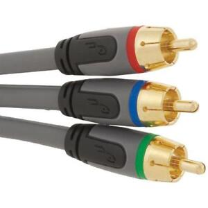 Rocketfish RF-G1207-C 1.2m (4 ft.) Stereo Audio Cable (Open Box)