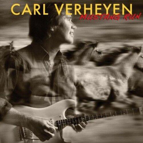 Carl Verheyen - Mustang Run [New CD]
