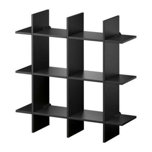 Ikea shelves ebay for Ikea billy mensola