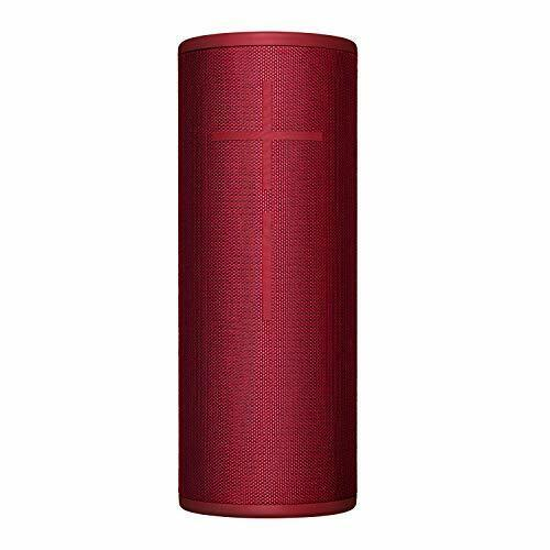 Ultimate Ears MEGABOOM 3 Wireless Bluetooth Speaker (Sunset Red) Brand New!