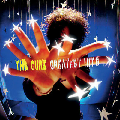The Cure   The Greatest Hits  New Vinyl Lp