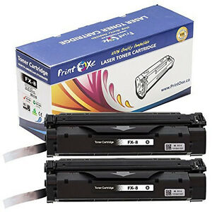2-PACK CANON FX8/S35/W COMPATIBLE S-35 TONER CARTRIDGES