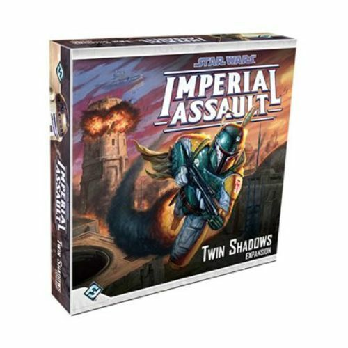 Star Wars: Imperial Assault: Twin Shadows New