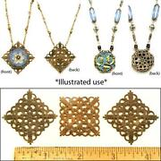 Brass Filigree