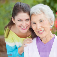 We are always looking for caregivers with high profiles - Elder