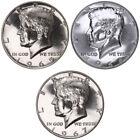 1965 Kennedy US Half Dollars (1964-Now)