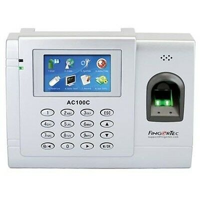 Fingertec Color Biometric Time Attendance System For 3000 Fingerprints Ac-100c
